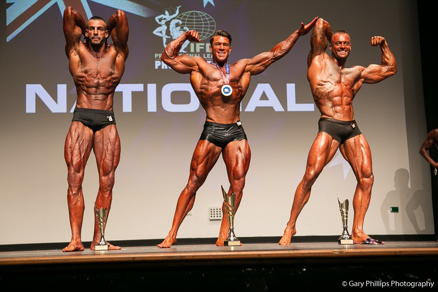 Men's Classic Physique Open Tall