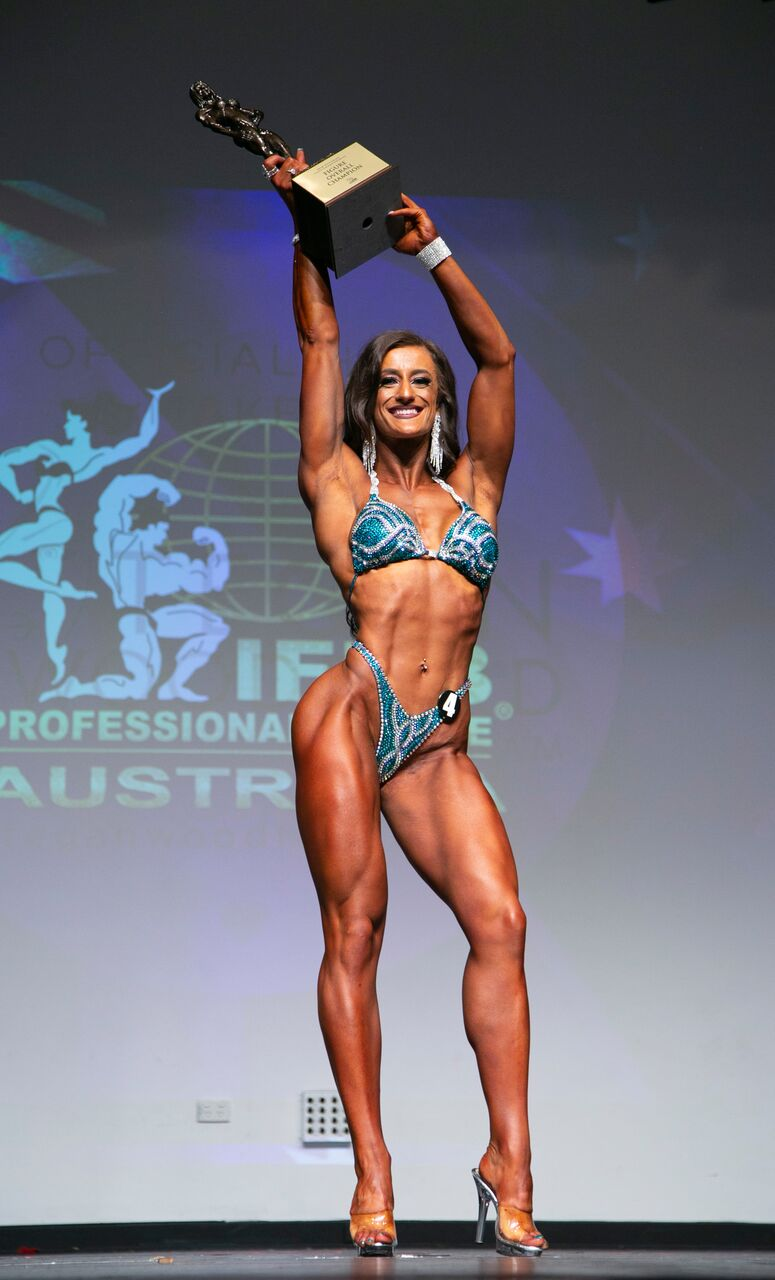 Overall Figure State Champion